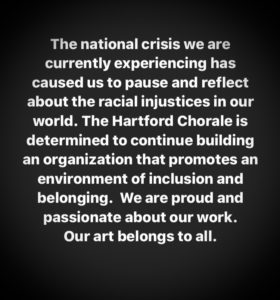 Inclusion statement